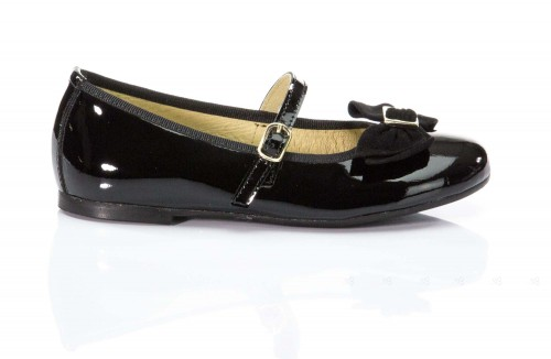 Black Patent Mary Janes